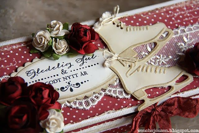 wenches skribleri: Sjokoladekort