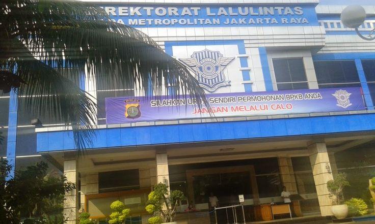Kantor Samsat Polda Metra Jakarta