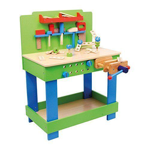 ber ideen zu kinder werkbank auf pinterest kinder werkzeugbank werkb nke und spielk che. Black Bedroom Furniture Sets. Home Design Ideas