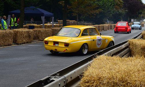 Alfa Romeo Giulia Sprint GT (1969) Bertone Coupe | Sport-Rac… | Flickr