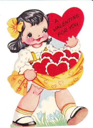 249 best Vintage Valentines images on Pinterest  Printable