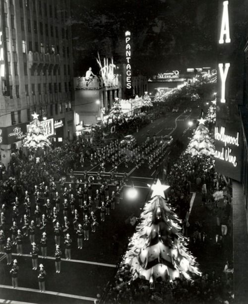 Christmas Tree Lane Los Angeles: 205 Best ♥ HOLLYWOOD'S SANTA CLAUS LANE PARADE Images On