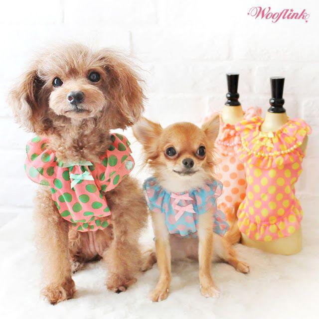 WOOFLINK - Hip roupa do cão do desenhador