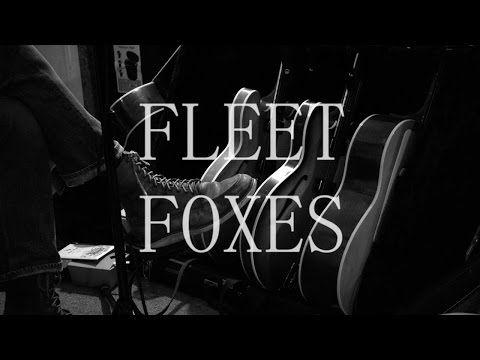 DE ALTERNATIEVE MUZIEKMAN: Fleet Foxes - Crack-Up (Album Trailer)