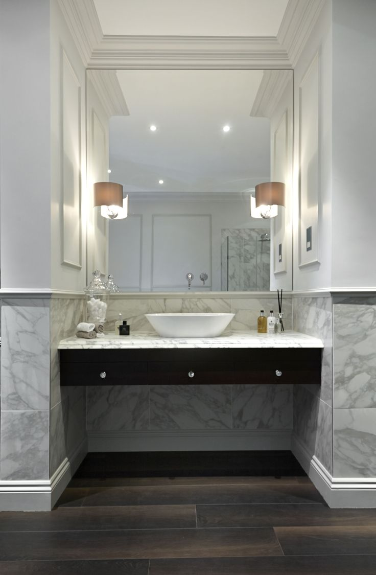 Master Ensuite - Wash Basin Area
