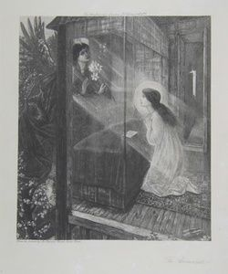 The Annunciation | Sanders of Oxford
