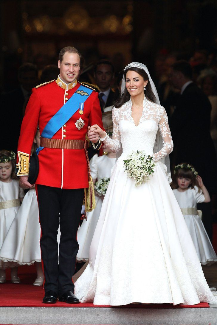 H&M Just Re Created Kate Middleton's Wedding Dress, and It Costs