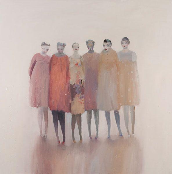 Kristin Vestgard: Dressmakers Campden Gallery.