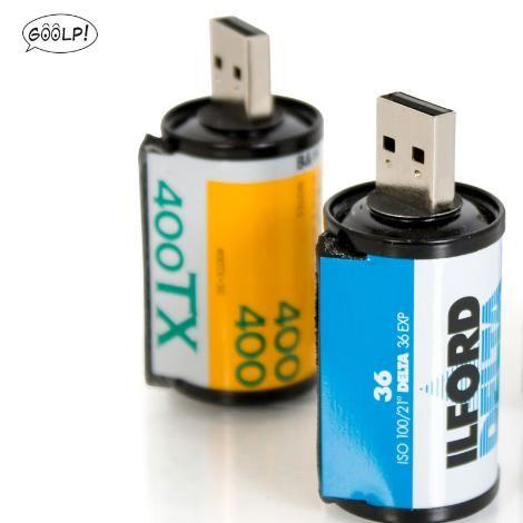 USB KODAK RULLINO FOTOGRAFICO