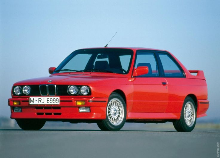1985-1989 BMW M3. After BMW introduced the M6, it was only natural that they would make an M model of the popular 3 series. These sedans where already very well built and could hold their own against many sports cars, but BMW found a way to make the 3 series even better!