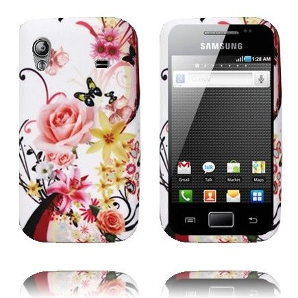 Symphony (Ny Pink Rose) Samsung Galaxy Ace Cover