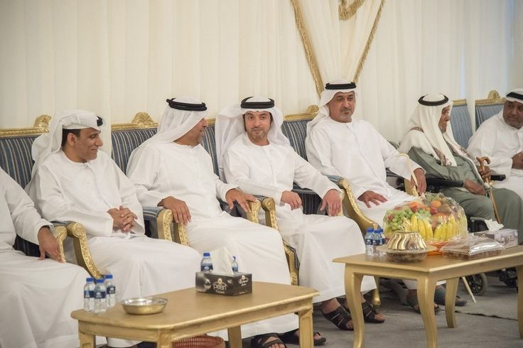 Sheikh Mohammed bin Zayed hosts Sea Palace Barza, RAK Ruler meets Chinese delegation - in pictures