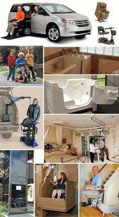 All In One Mobility, Portland, Oregon, wheelchair vans, accessible roll-in shower, handicap, wheelchair lift, walk in bath, ramps, wheelchairs, ada shower, stair chair.