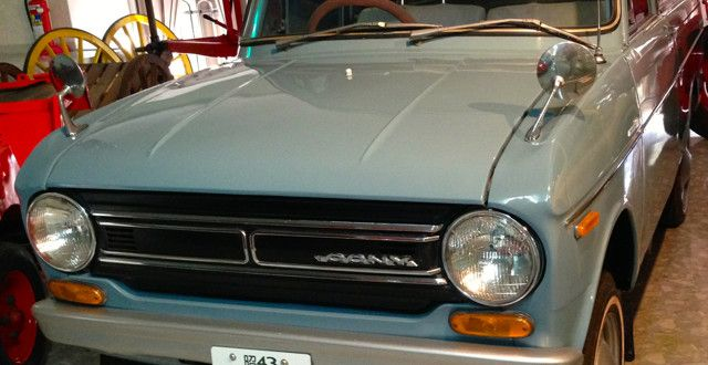 1968 Cony 360 – The Japanese Car Buying Guide