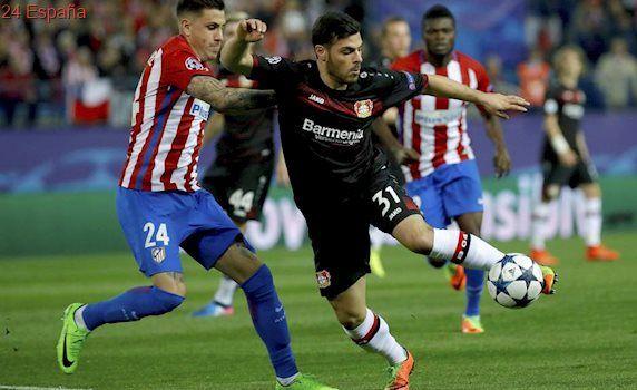 Plácida clasificación del Atlético para cuartos de la Champions