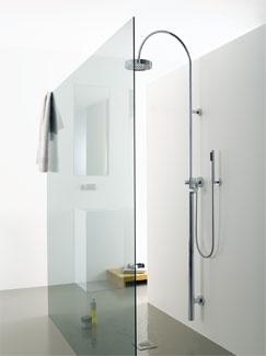 Ensuite / Bathroom - Beautiful tapware: Dorn Bracht Tara Logic