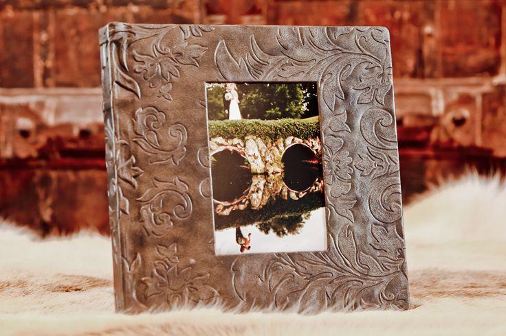 Wedding Album #Photography #Wedding #Photo #Leather #Gold #Copper #Bronze #Elegant #Glamorous #Fairytale #Metallic #Album #Book www.finao.com