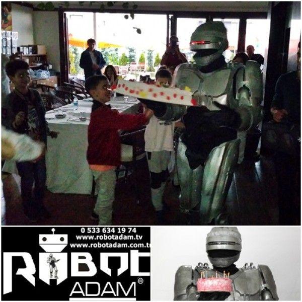 Doğum Günü Organizasyonu -3 Palyaço Ankara Sihirbaz Ankara Robot Adam Ankara Deniz Atı İncek