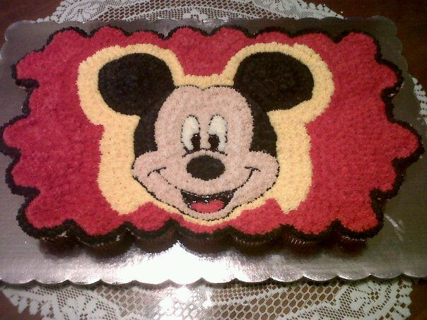 1000 Images About Mickey Mouse Party On Pinterest