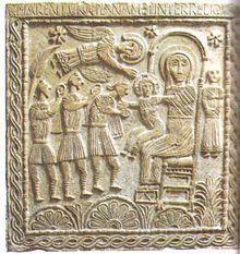 Cividale Friuli. Museo Cristiano. Altare del duca Rachis - Wikipedia