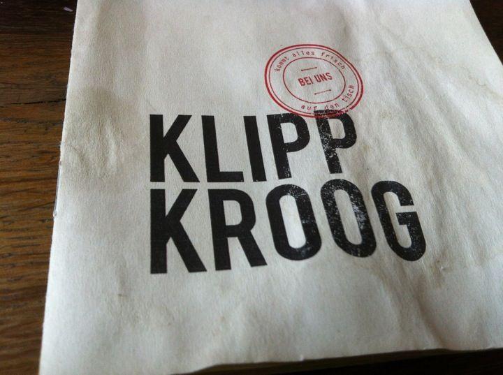 Café Klippkroog in Hamburg, Hamburg