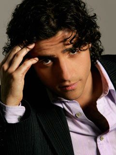 David Krumholtz - actor (Numb3rs) Used to watch the show faithfully...until I began having a social life on Fridays again. Now I catch it on Netflix. lol