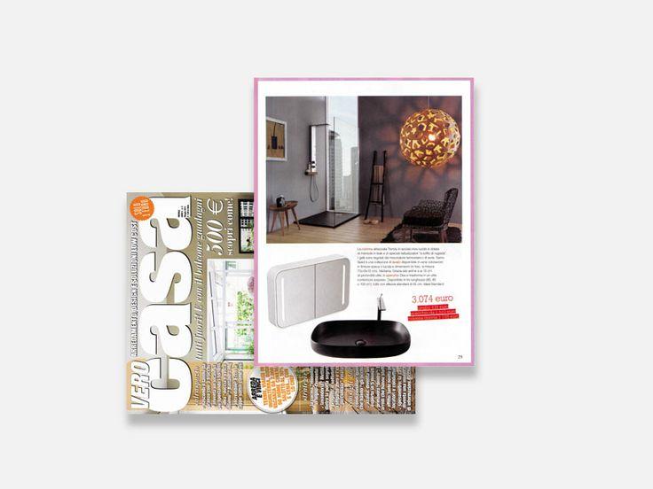 "Vero Casa  ""Rassegna Bagno"" - collezione #Seed by Prospero Rasulo  #Valdama #VeroCasa #MadeinItaly #ItalianStyle #ceramics #bathroom #design #bathroomdesign #mdw #MilanoDesignWeek2014"