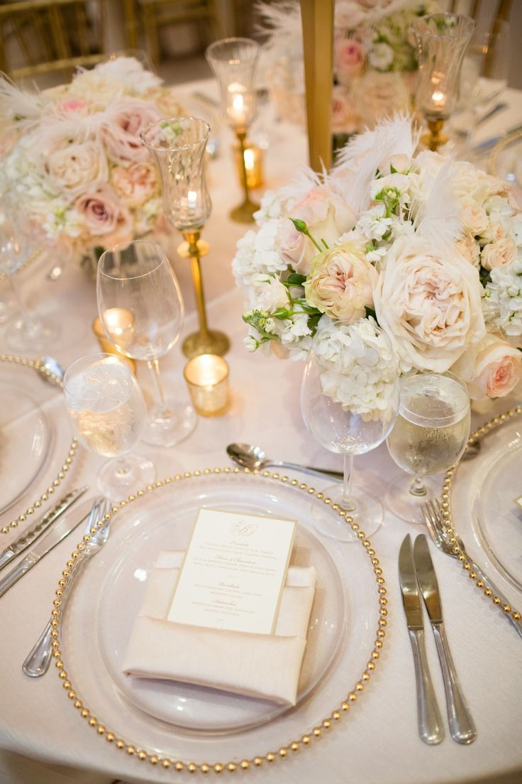 Best 25 wedding charger plates ideas on pinterest wedding gold beaded charger plates to finish off the table more junglespirit Choice Image