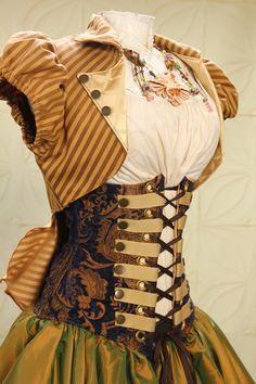 gorgeous corset