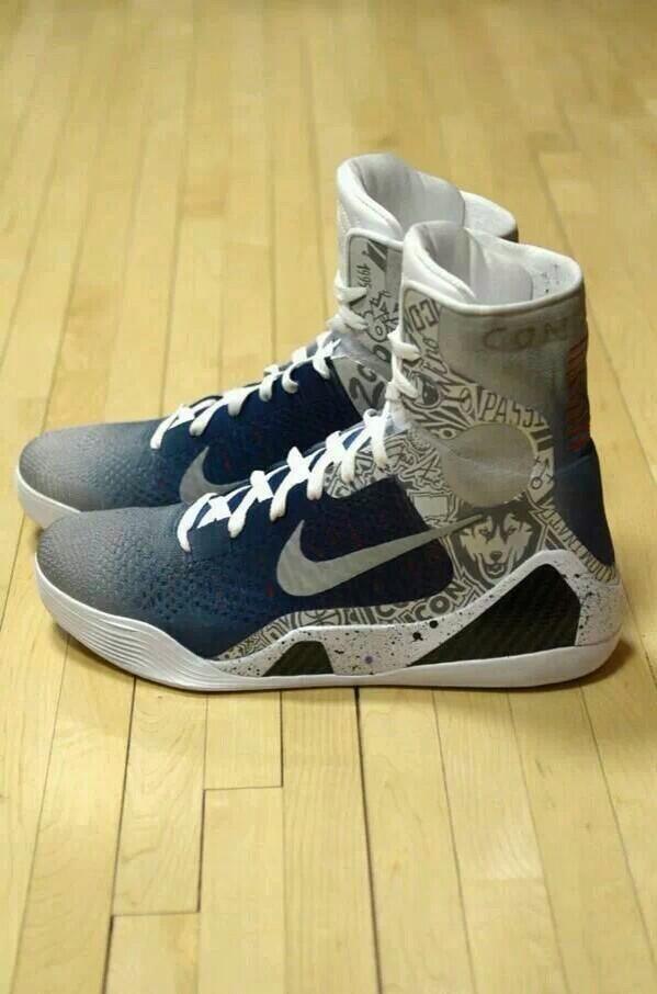 innovative design 52af9 85fc0 ... Nike Kobe 9 Elite PE UConn Nike Kobe 10 ...