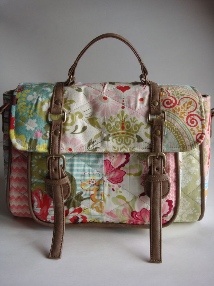 Excepcional 295 best Patchwork Bolsas images on Pinterest | Busy bags, Cloth  DV51