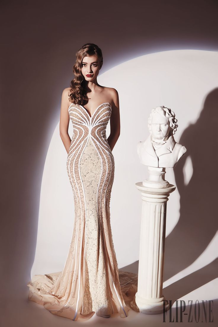 12 best Dany Tabet images on Pinterest | Evening gowns, Couture ...