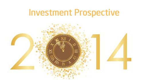 Investment prospective 2014, Where to Invest money in 2014 for better returns stocks, real estate gold or bonds.