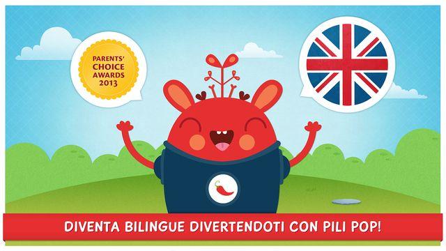 Bilinguismo: applicazioni e CD