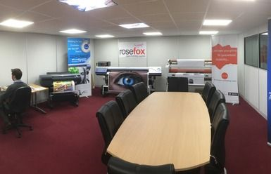 Independent paper merchant Rosefox Paper has been appointed as an agent for a selection of Roland DG wide-format equipment and Vivid Laminating Technologies' entire product range.  Read the complete story on the PrintWeek website.