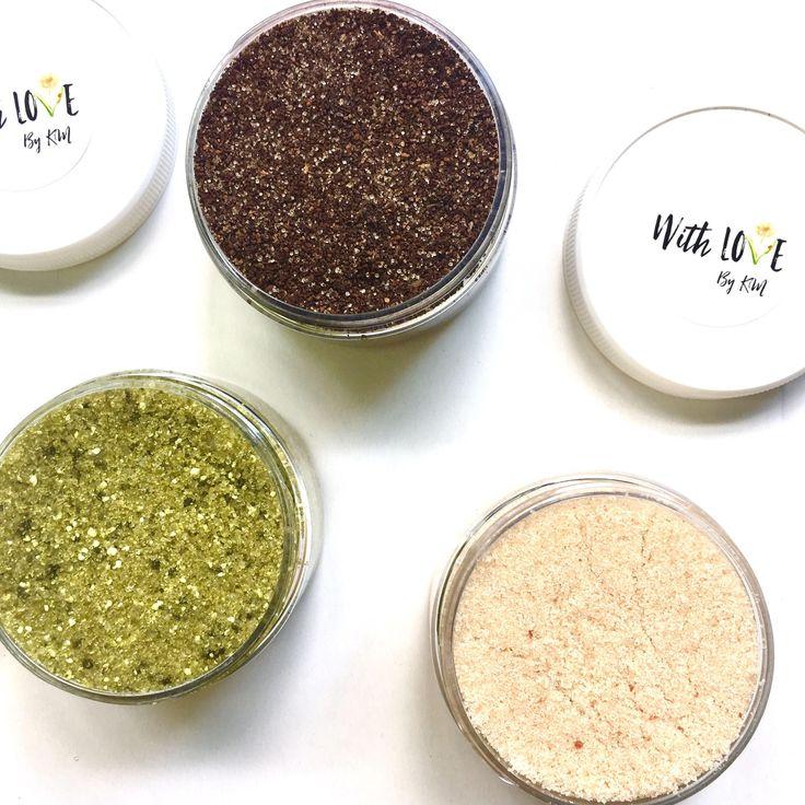 PICK 3 SCRUB SET | Vegan Scrub Set | Body Scrub Set | Organic Sugar Scrub Gift Set | Sugar Scrub Gift Set | Spa Gift | Vegan Spa Gift by madewithlovebykm on Etsy https://www.etsy.com/listing/460087036/pick-3-scrub-set-vegan-scrub-set-body
