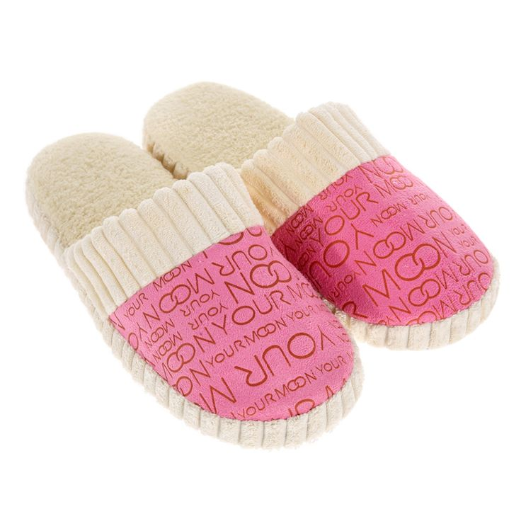 2017 Lover Warm Winter Home Slippers Non-Slipper Rubber Sole Sewing Indoor Shoes Comfortable Soft Wear-Resisting Women Slippers