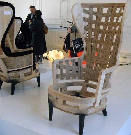 """Преимущественно английский стиль, или """"что могло бы украсить steampunk-интерьер?"""" Кресла. (Фото 2)"""