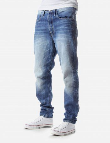 G-Star Raw Type C 3D Loose Tapered Nuke Men's Denim Jean Aged #Diffusion