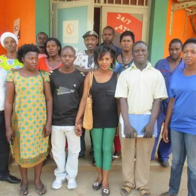 Quest Coffee Roasters supports Agaciro Cb Group from Rwanda through Kiva.
