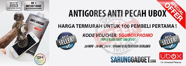 Special Offer Ubox Only 100 earlybird