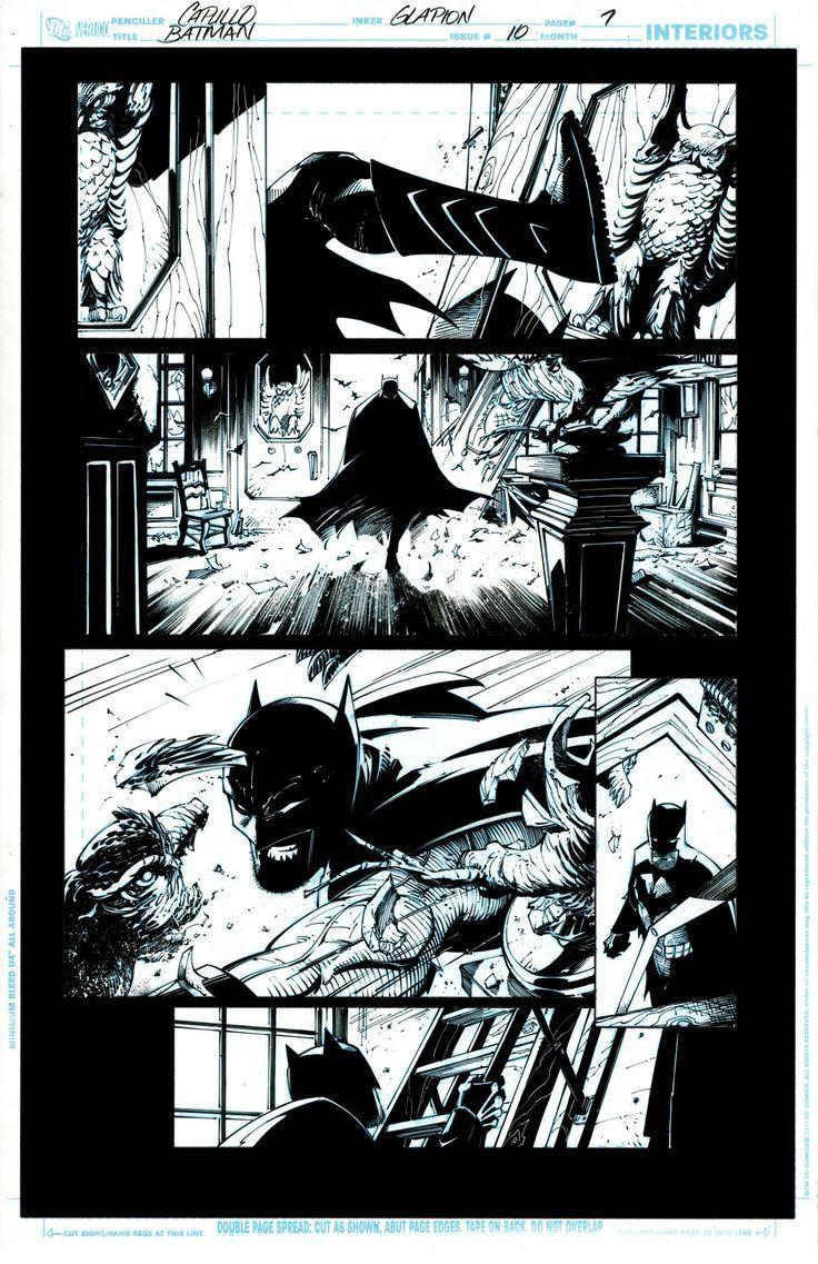 Batman #10 Pg07 | Greg Capullo
