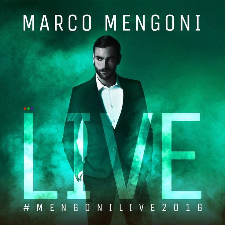 Mengoni Live 2016 - Tranche invernale