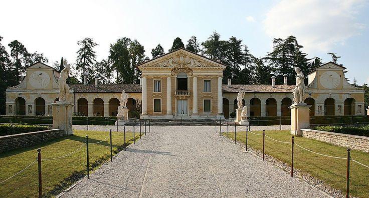 Andrea Palladio - Villa Barbaro - 1554-60