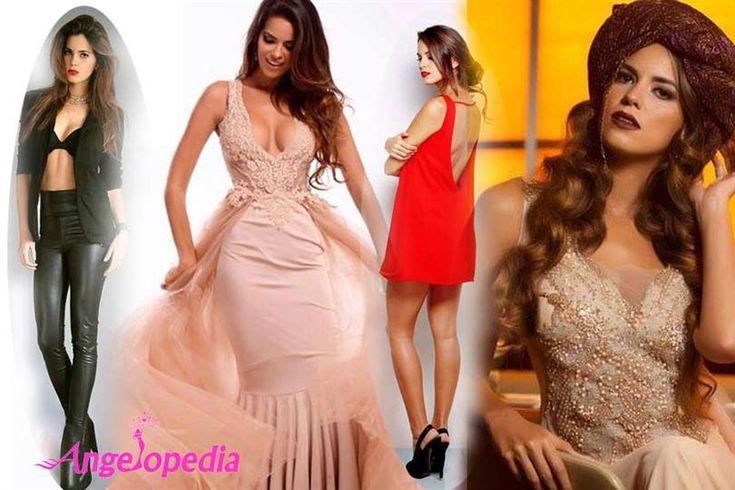 Valeria Piazza Miss Peru Universe 2016 finalist