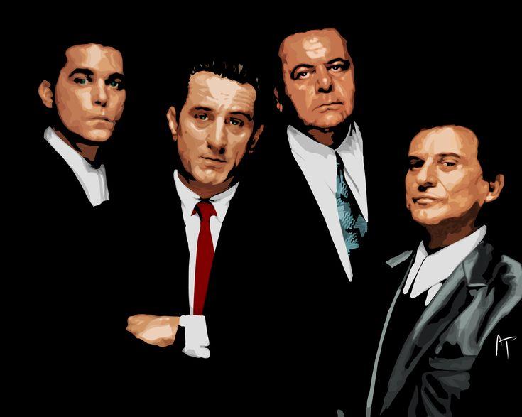 Three decades of life in the Mafia. Goodfellas.