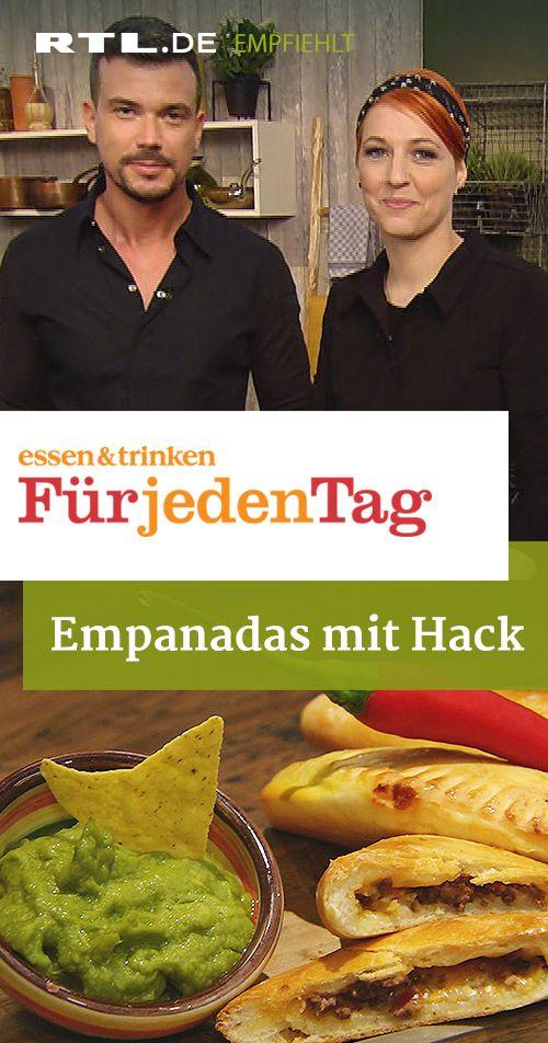 Empanadas mit Hack