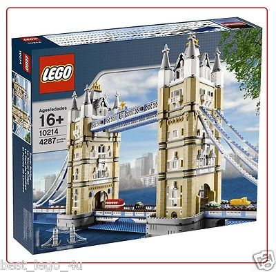 Lego Tower Bridge 10214 New SEALED Set London 673419128971 | eBay