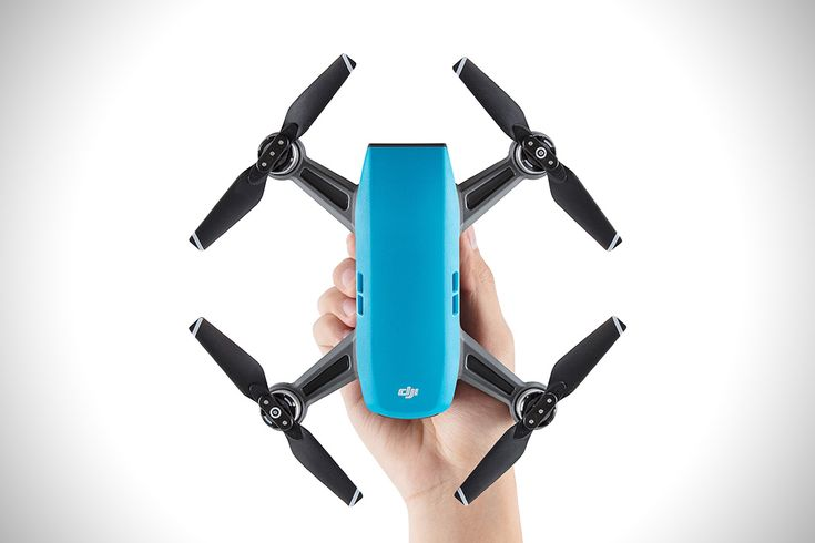 DJI Spark : Le Drone miniature facile à transporter - #HighTech - Visit the website to see all photos http://www.arkko.fr/dji-spark/