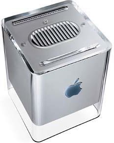 I always loved the look of these PowerMac Cubes. Sometimes I would go to the computer store, back when we had them, to look at them. They had a sculptural quality to them that made them special to me.   #Apple #Macintosh -- Apple Power Mac G4 Cube